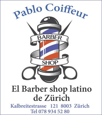 Publicidad Pablo Coiffeur