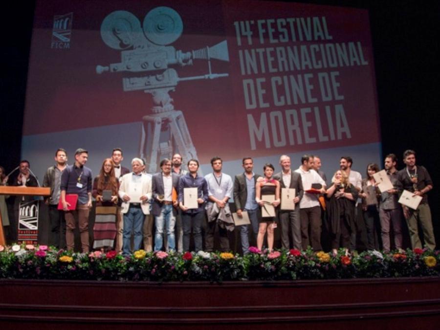 El Vigilante premiada en Morelia