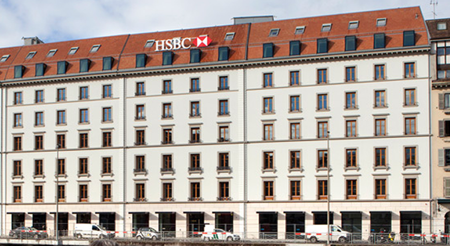 HSBC Ginebra